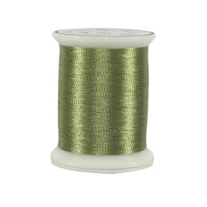 Superior Metallics Thread 500yd Apple Green