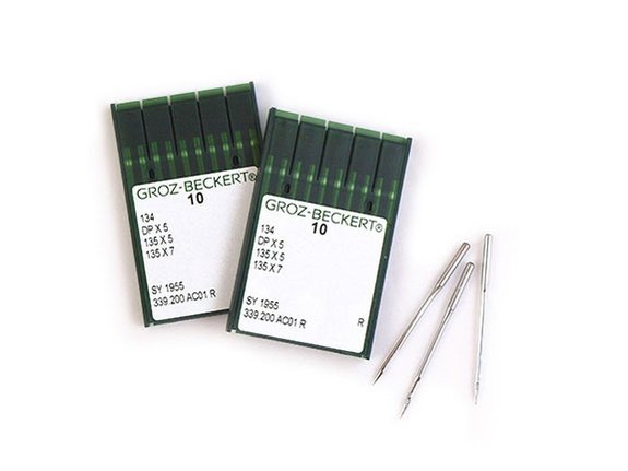 Longarm Machine Needles 20 pack - Size 16