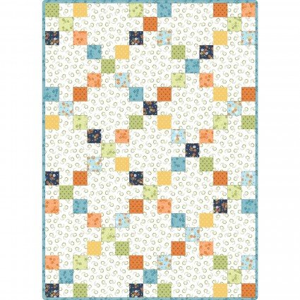 PODS - Carnaby St Irish Chain Quilt Kit