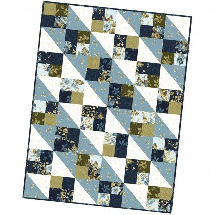 PODS - English Countryside Four Square Quilt