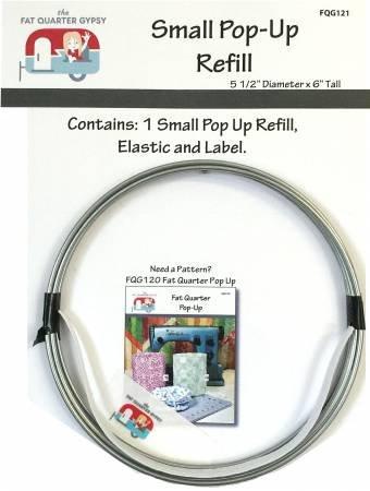 Pop Up Refill Small 5 1/2