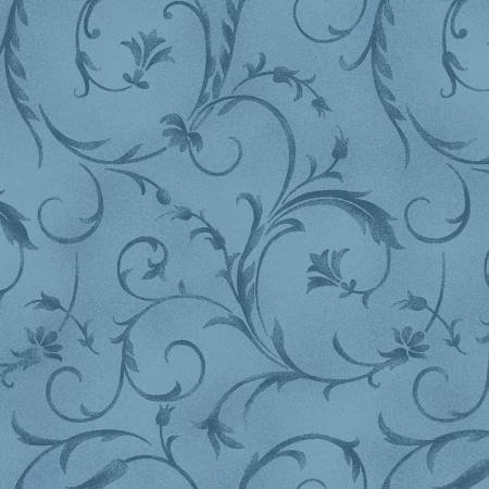 Beautiful Backings in Light Blue by Maywood Studios