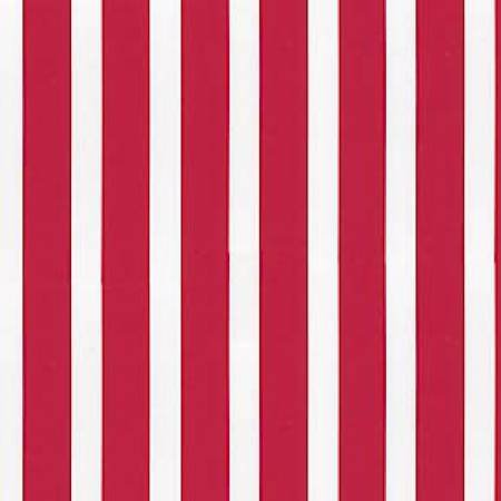 Red and White Stripes by Windham Fabrics