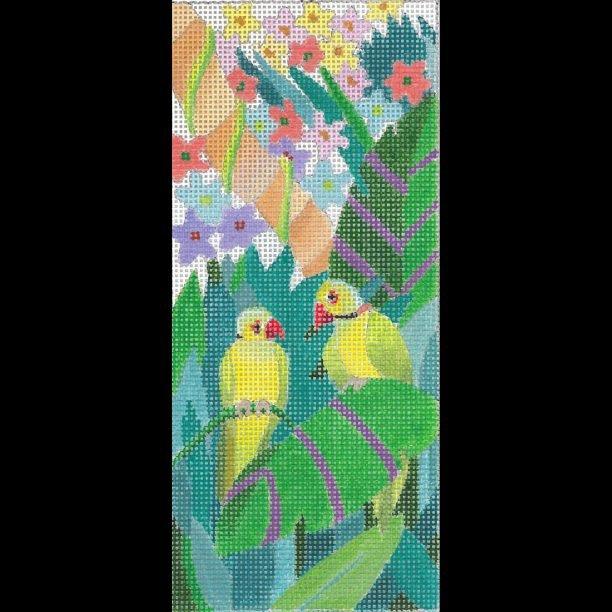 Tropical Forest Parrots EGC
