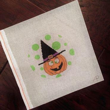 Pumpkin in Hat