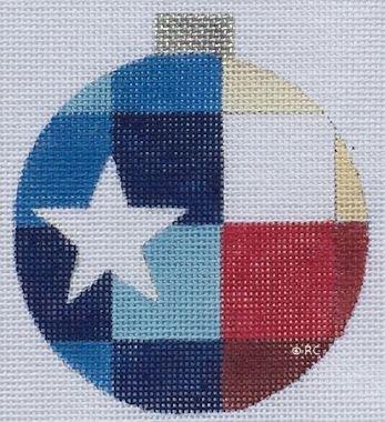 Texas Flag Modern