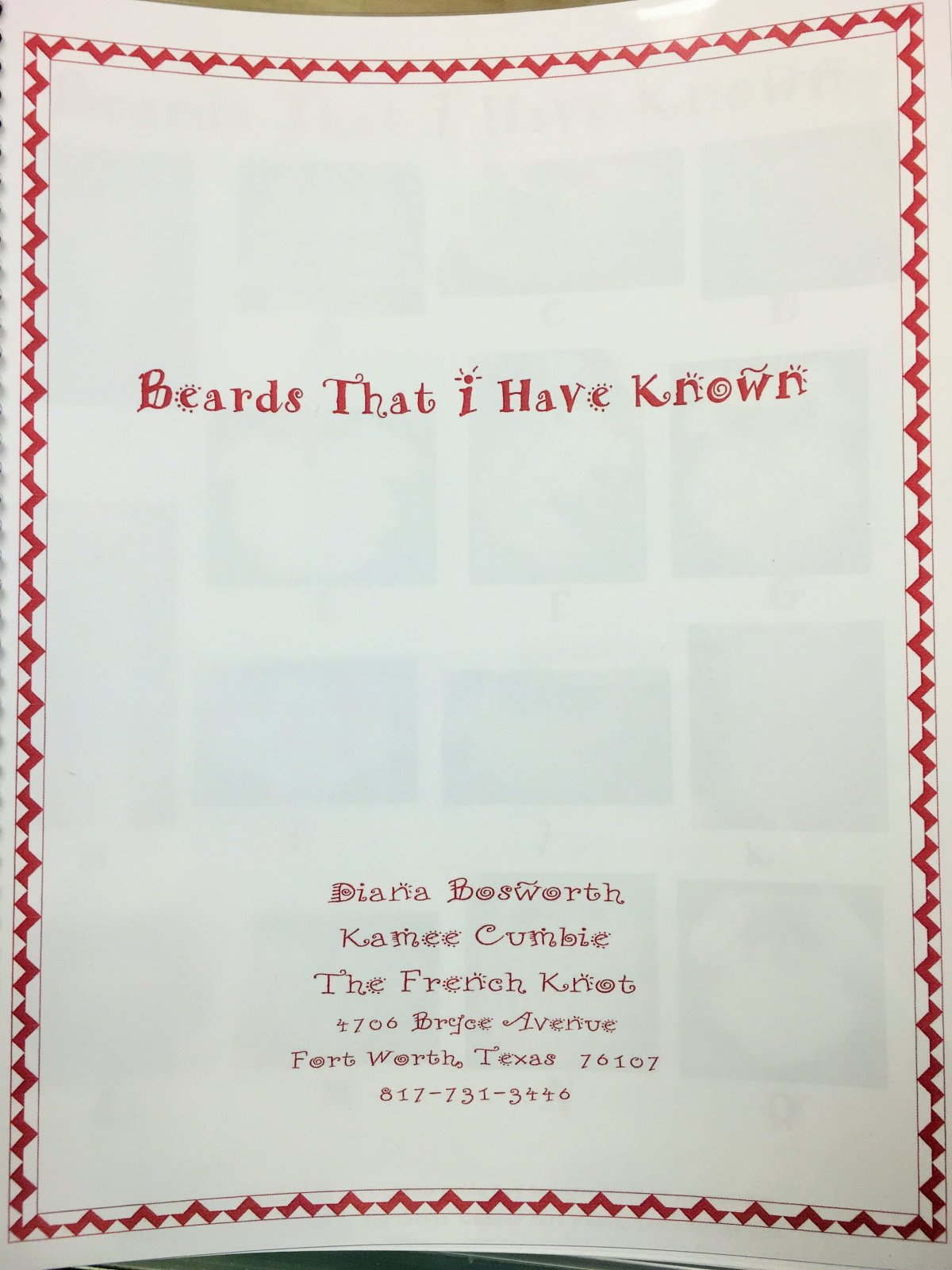 Beards That I Have Know