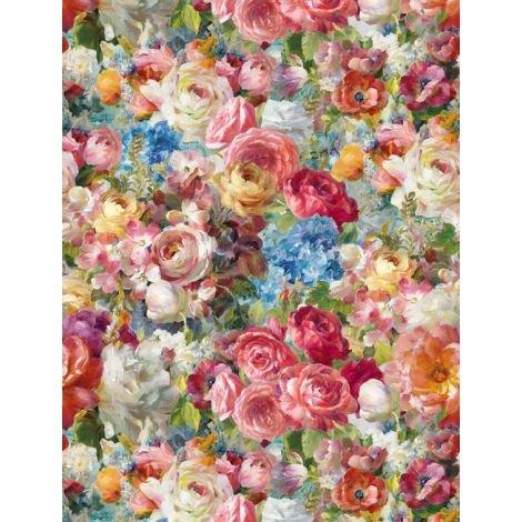 Flower Market- Packed Flowers Multi