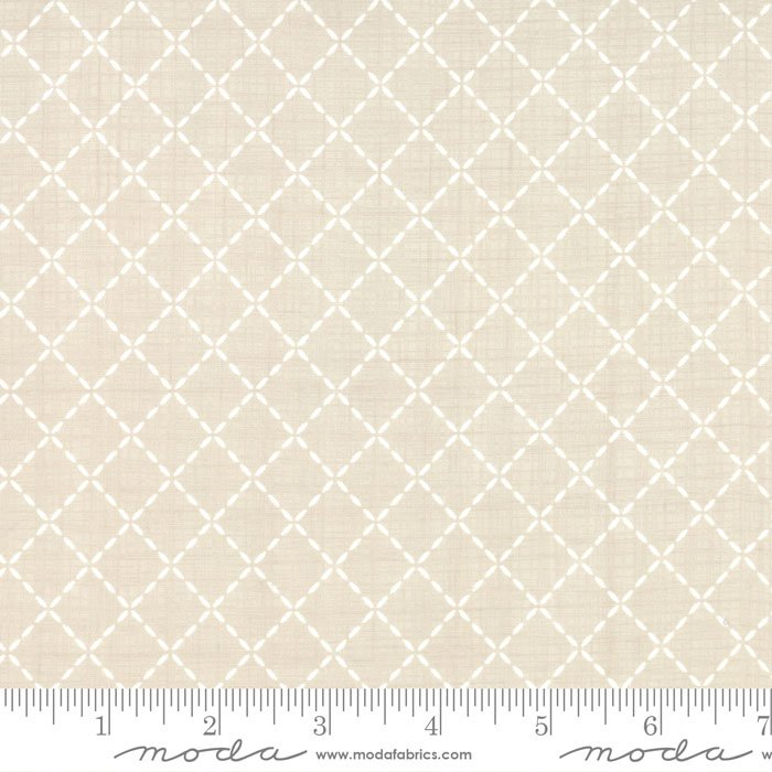 Lullaby - Tan Quilted Pattern