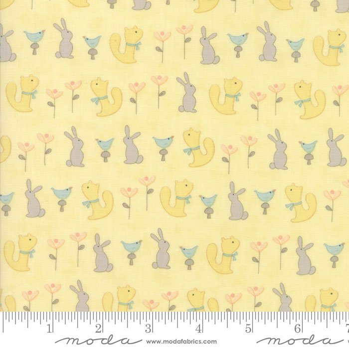 Corner of 5th & Fun - Fun Friends on Yellow