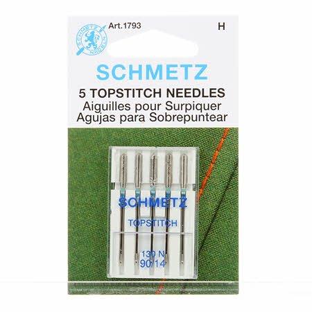 Schmetz- TopstitchNeedle 90/14