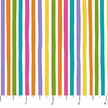 Urban Elementz Basics - Multicolor Stripes