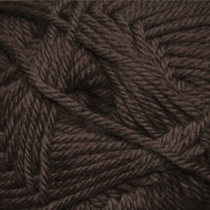 220 Superwash Merino - Rich Brown