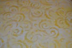 Wilmington Batiks - Drifting Leaves on Yellow