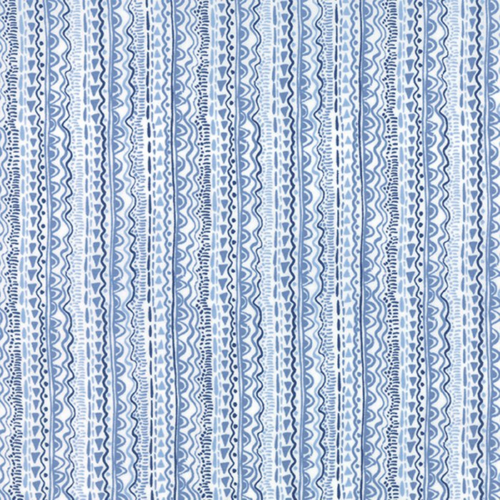 Aria - Cascade Blue Stripe