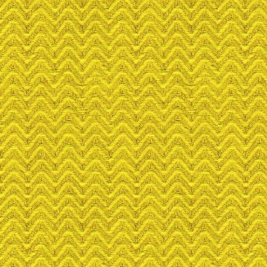 Yarn Dyed Flannel - Small Chevron Yellow