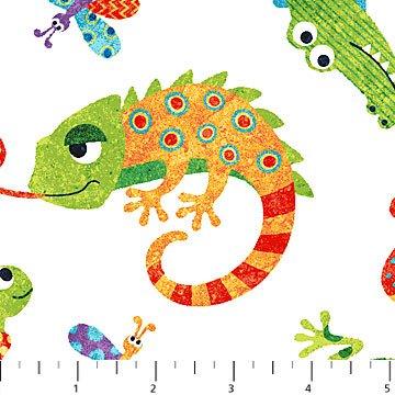 Reptile Ruckus - Tossed Reptiles