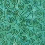 Southern Exposure Batik Weed Sage