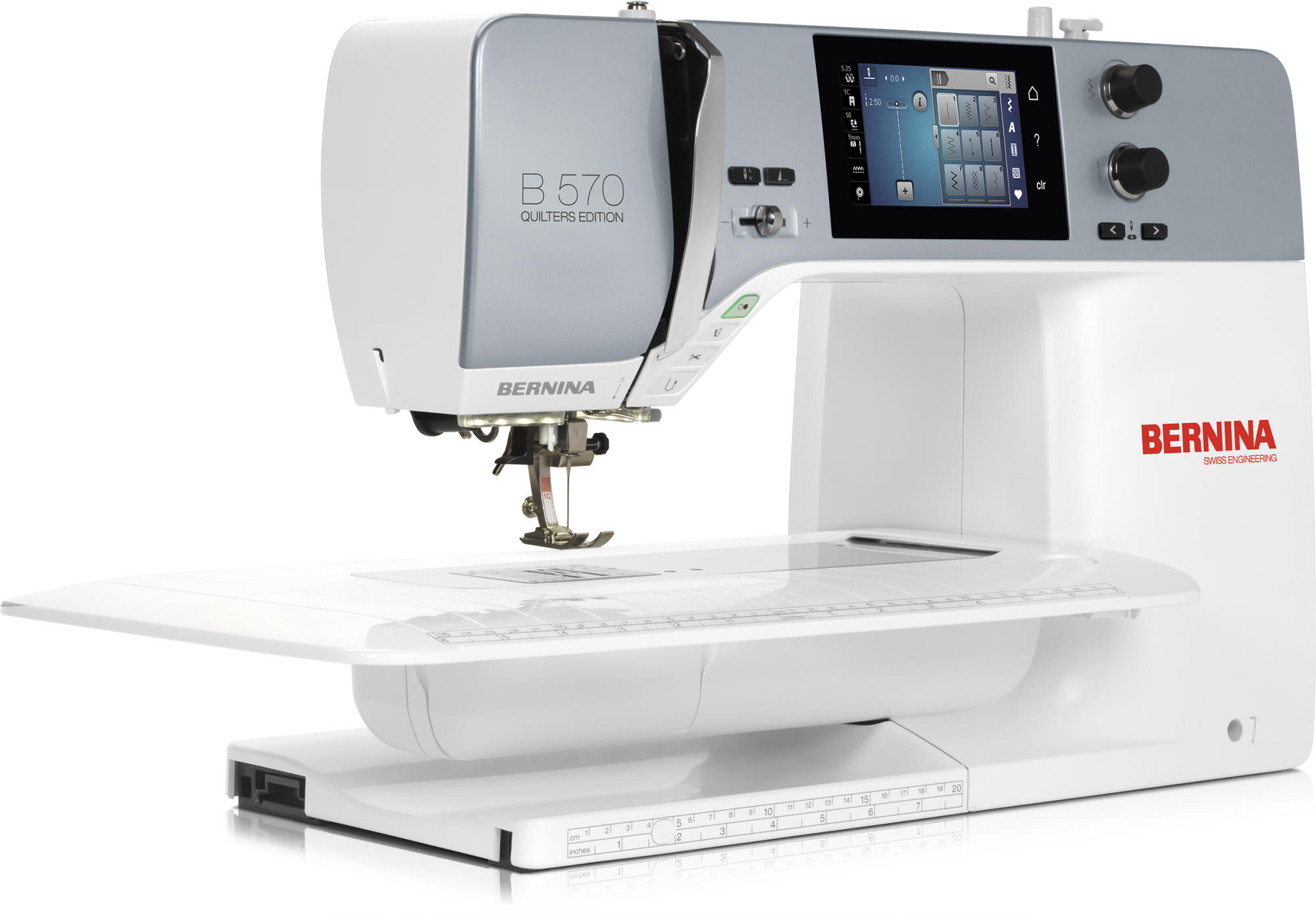 BERNINA 570 Quilter's Edition