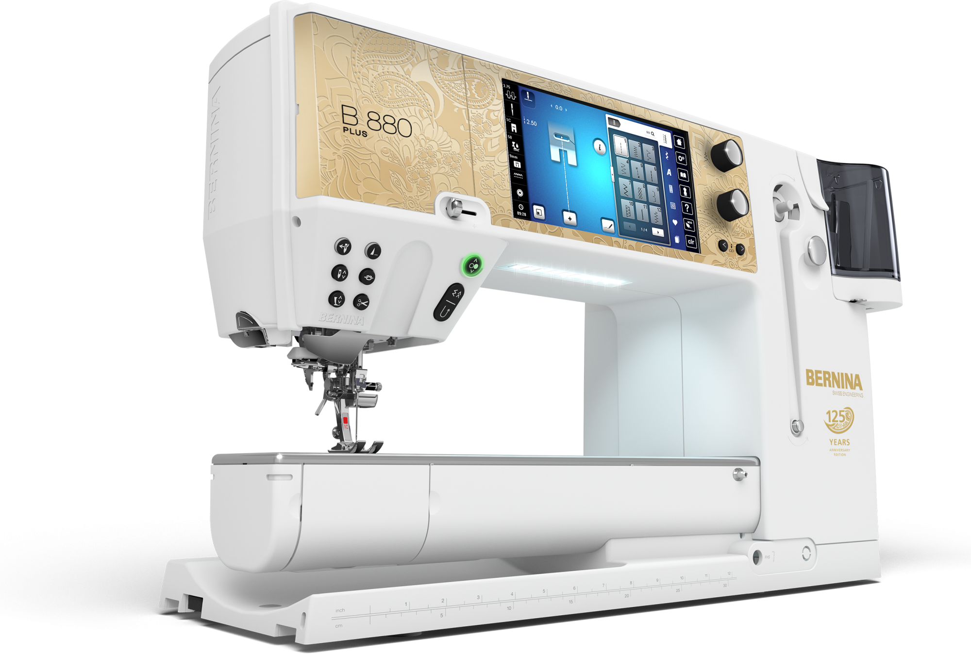 BERNINA 880 Plus Anniversary Edition