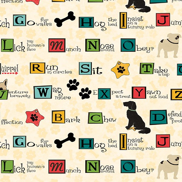 Dog Wisdom- ABC Multi
