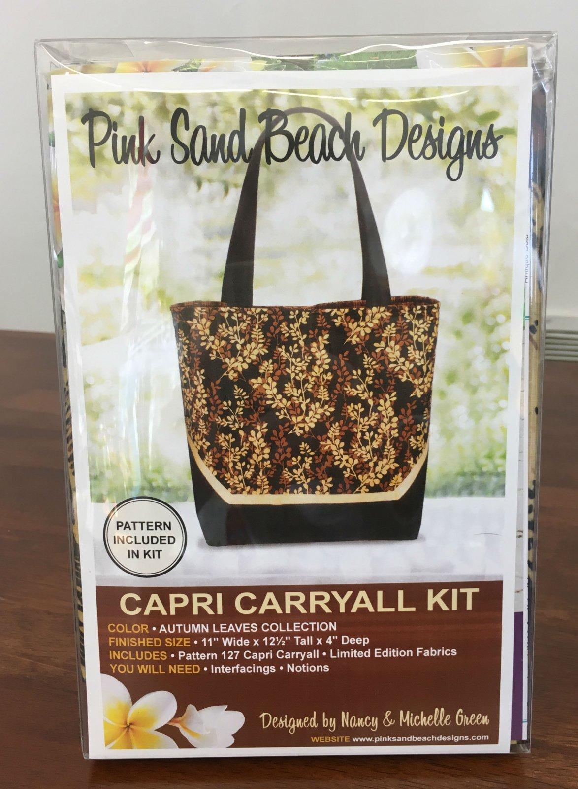 Capri Carryall Kit