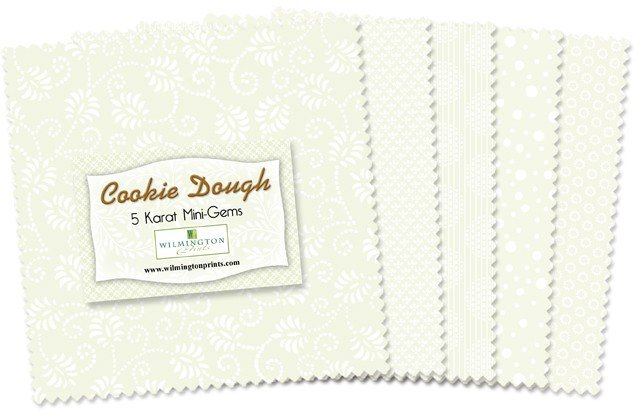 Wilmington 5 Karat Mini Gems - Cookie Dough