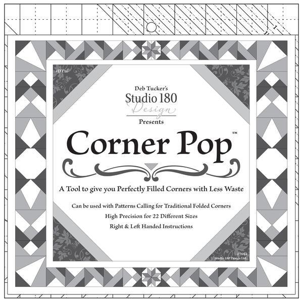 Studio 180- Corner Pop