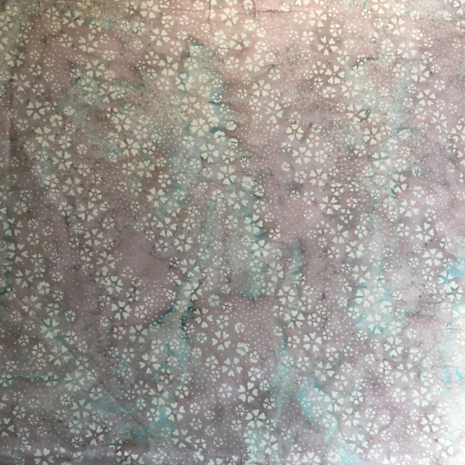 Batiks by Mirah - Creme Pastel