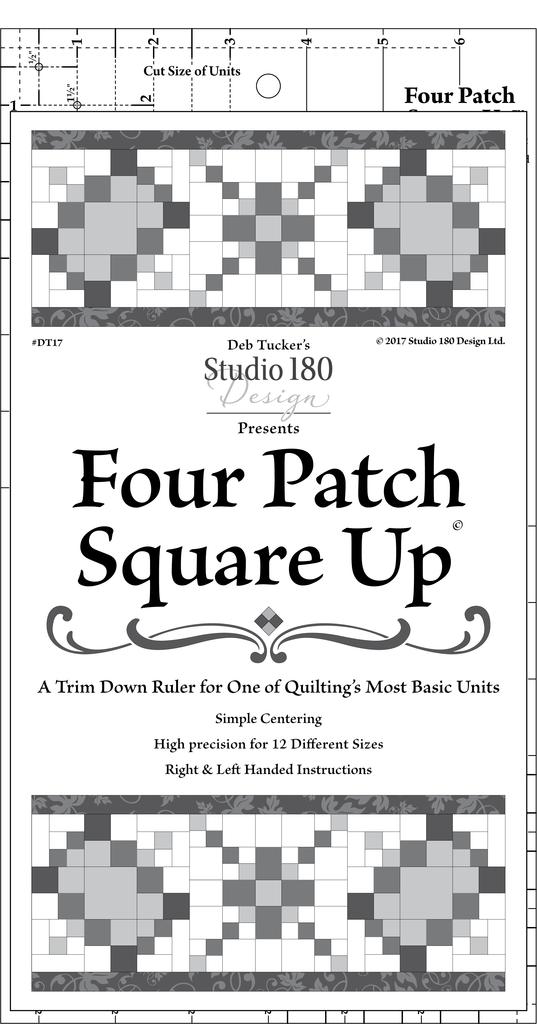 Studio 180 Four Patch Square Up