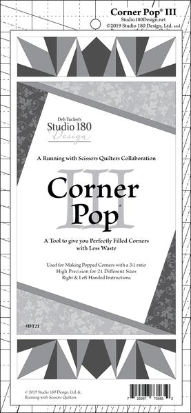 Studio 180- Corner Pop III
