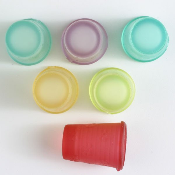 Soft Plastic Thimble - Medium