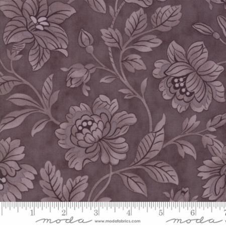 Quill- Mauve Floral Tonal