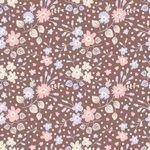 Tilda PlumGarden- Flower Confetti Nutmeg