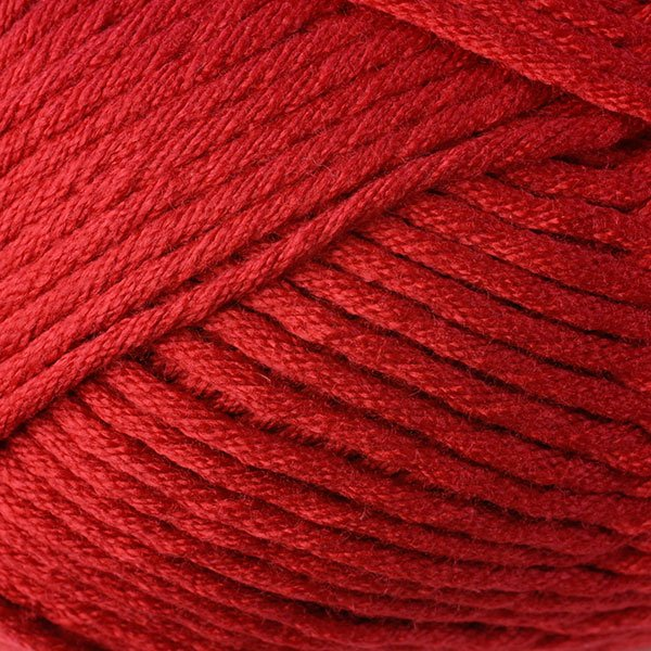 Comfort Chunky - Primary Red