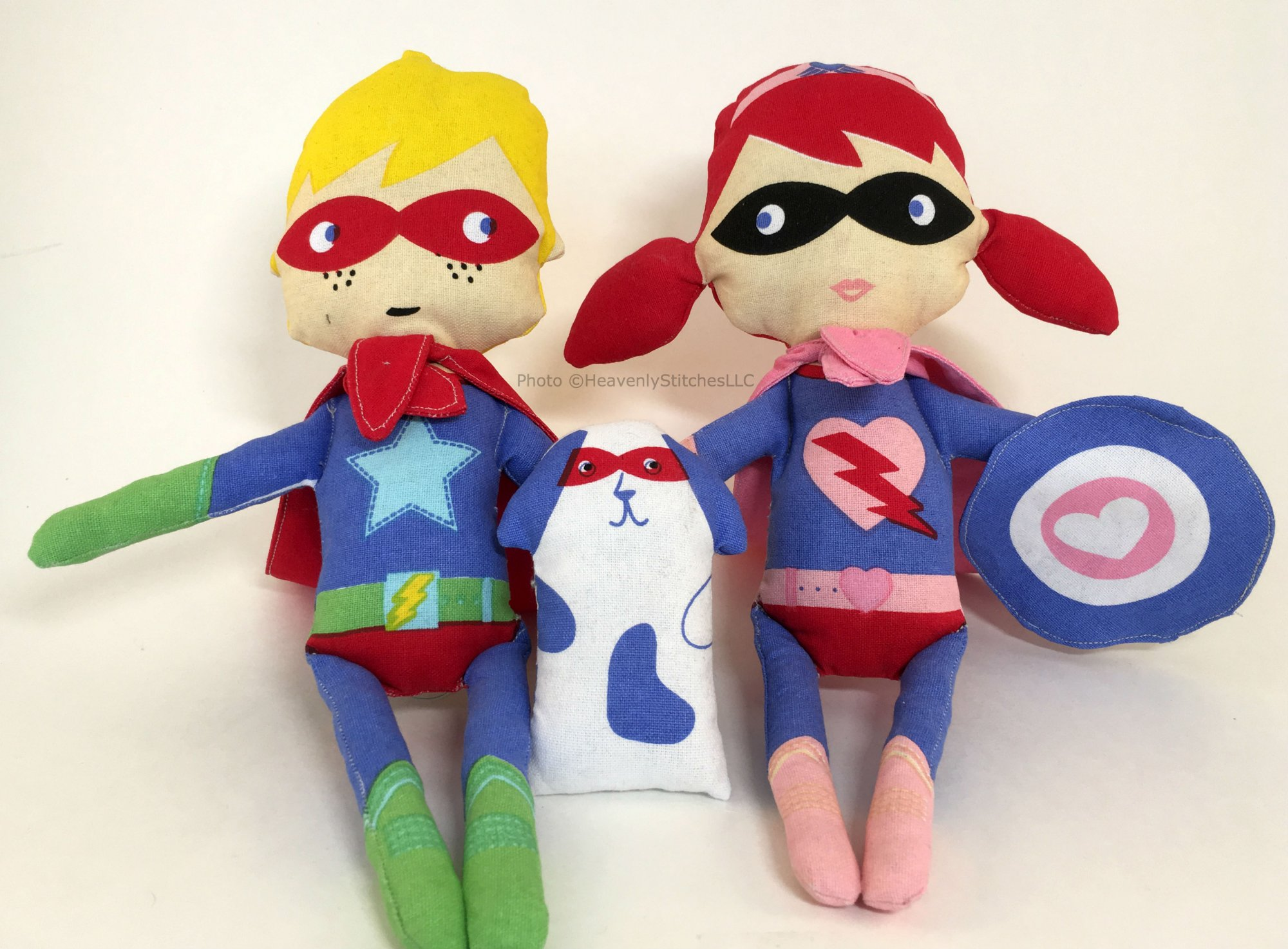 Lil' Super Heroes