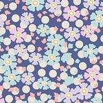 Tilda PlumGarden-Wildflower Blueberry