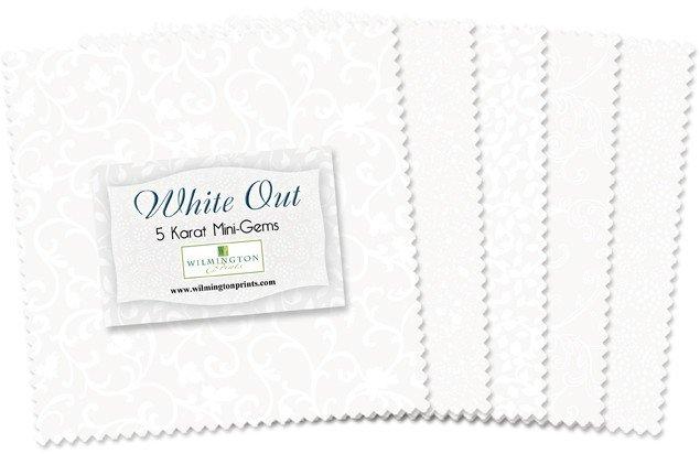 Wilmington 5 Karat Gems - White Out