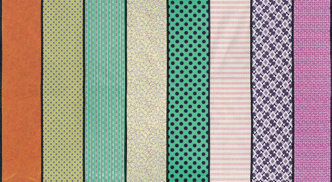 Fabric Looking Forward 18141-11 Multi
