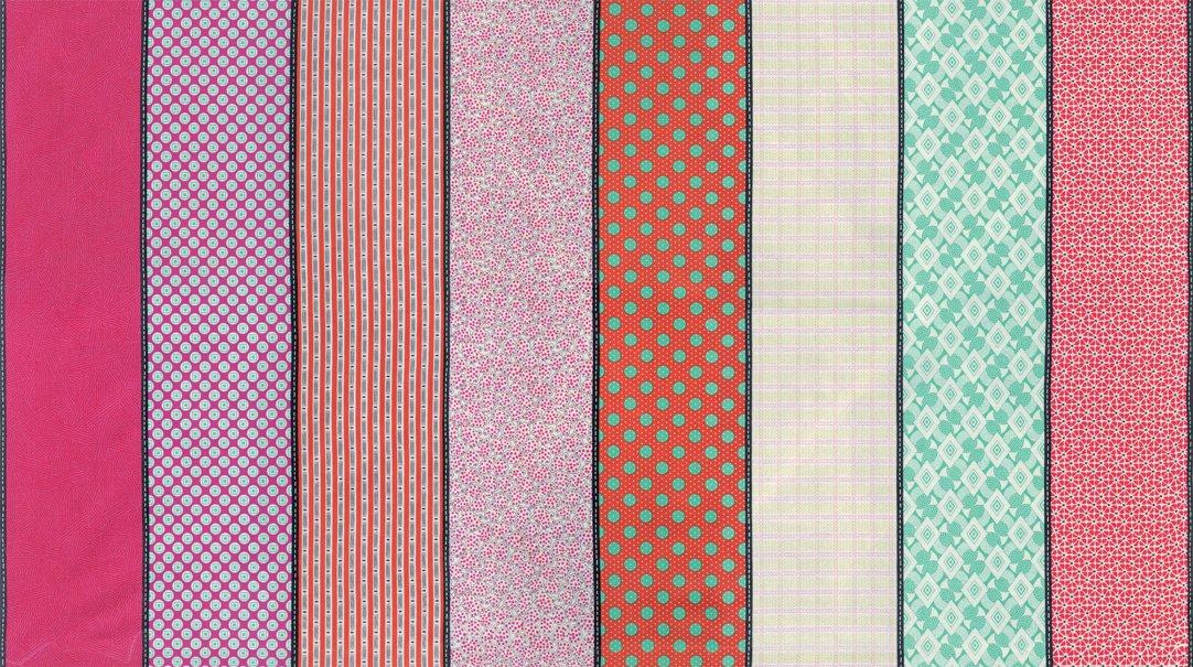 Fabric Looking Forward  18141-15 Multi