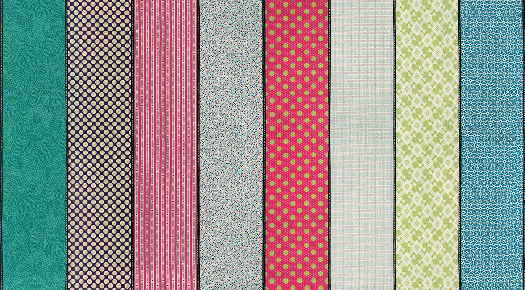 Fabric Looking Forward 18141-16 Multi