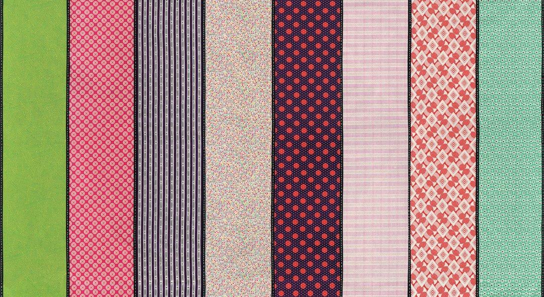Fabric Looking Forward 18141-18 Multi