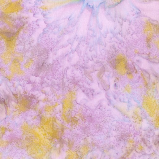 Fabric Lullaby Balis Whisper 7014-06 Lilac-Gold