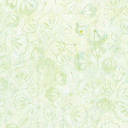 Fabric Lullaby Balis Ginko Mint 7016-04
