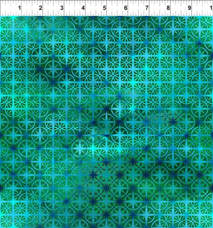 Fabric Calypso 8Cal-2 Aqua