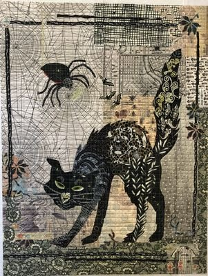 Pattern FW Black Cat