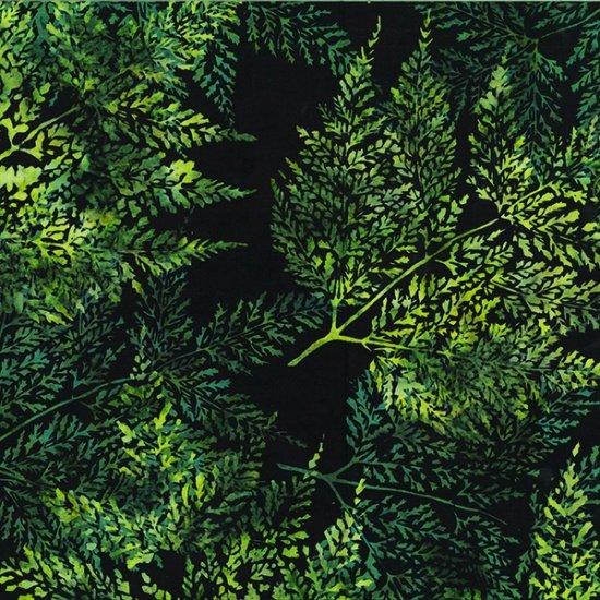 Fabric Bali Batik Q2197-216-Black Jade