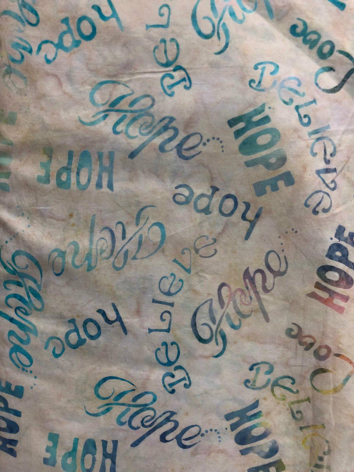 Fabric Batik Colors of Hope SH13-B