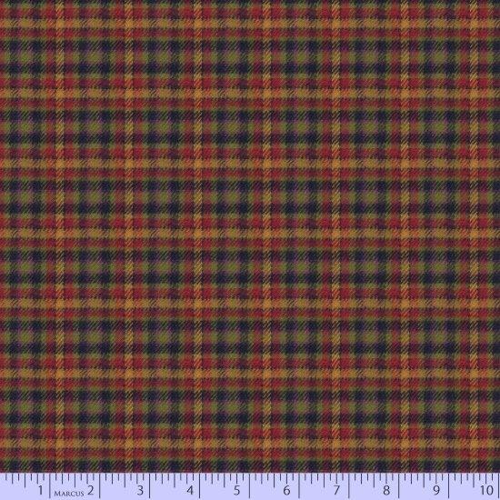 Fabric Primo Plaids Maple Lake U083-0114