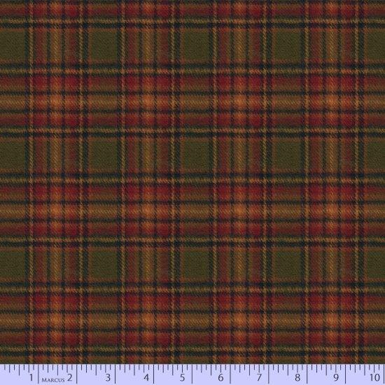 Fabric Primo Plaids Maple Lake U085-0116